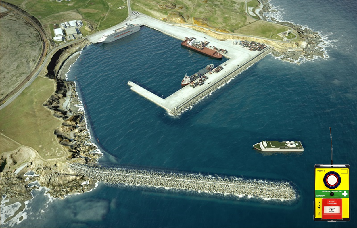 Aberdeen Harbour Extension Project 2
